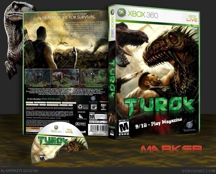 Games: turok, desktop wallpaper nr. 49155.