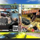 FlatOut 2 Box Art Cover