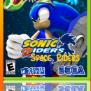 Sonic Riders: Space Riders Box Art Cover