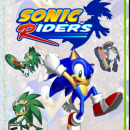 Sonic Riders Box Art Cover