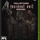 Resident Evil 4: Collectors Edition! Box Art Cover