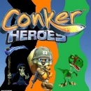 Conker Heroes Box Art Cover
