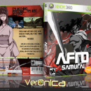 Afro Samurai Box Art Cover