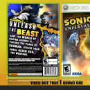 Sonic Unleashed Box Art Cover