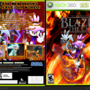 Blaze the Cat: Shroud of the Midnight Flame Box Art Cover