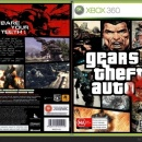 Gears Theft Auto Box Art Cover