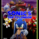 Sonic's Trip to London Box Art Cover