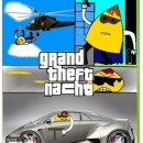 Grand theft nacho Box Art Cover
