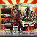 Warrior's Orochi 2 Box Art Cover