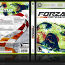 Forza Motorsport 2 Box Art Cover