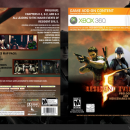 Resident Evil 5: Game Add-On Box Art Cover