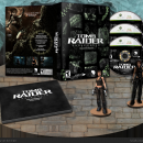 Tomb Raider: Underworld Collector's Edition Box Art Cover