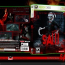 Saw: The Video Game Box Art Cover