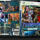 Champions Online Box Art Cover