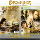 The Lord of The Rings: The Return of The King Box Art Cover