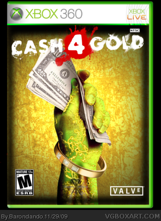 Cash 4 Gold box cover