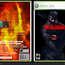 Metal Gear inifinty 2 Box Art Cover