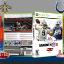 Madden NFL 11 Box Art Cover