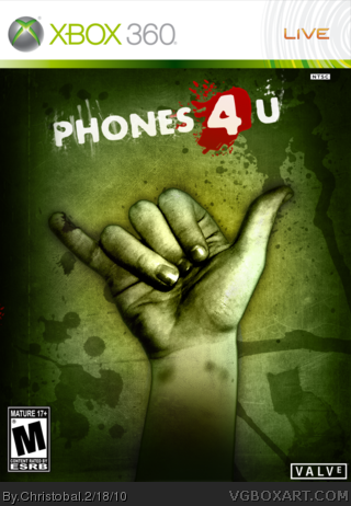 Phones 4 U box art cover