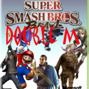 Super Smash Bros Brawl Double M Box Art Cover