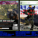 Halo: The Rise of Halo Box Art Cover