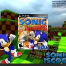 Sonic The Hedgehog's Remake Box Art Cover