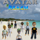Avatar Beach Box Art Cover