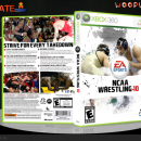 NCAA Wrestling 2010 Box Art Cover