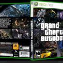 Grand Theft Autobot Box Art Cover