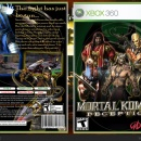 Mortal Kombat Deception Box Art Cover