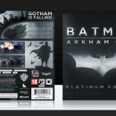 Batman: Arkham City Box Art Cover