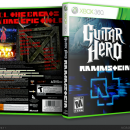 Guitar Hero: Rammstein Box Art Cover