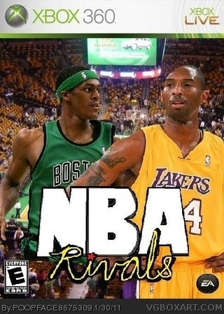 NBA Rivals box cover
