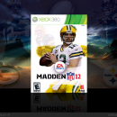 Madden NFL 12 Box Art Cover
