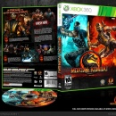 Mortal Kombat Box Art Cover