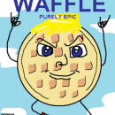 Waffle: Purely Epic Box Art Cover