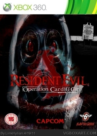 Resident Evil:Operation Cardiff City box art cover
