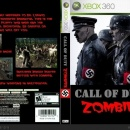 Call of Duty: Zombies Box Art Cover