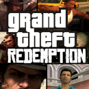 Grand Theft Redemption Box Art Cover