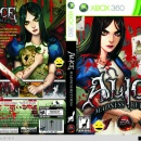 Alice: Madness Returns Box Art Cover