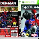 Spider-Man: Shattered Dimensions Box Art Cover