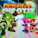 Knuckles' Chaotix 2 Box Art Cover