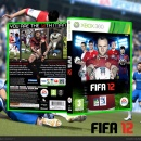 FIFA 12 Box Art Cover