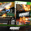 Burnout Hollywood Box Art Cover