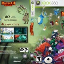 RAYMAN ORIGINS Box Art Cover