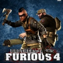 Brothers in Arms: Furious Box Art Cover