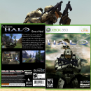 Halo Trilogy Box Art Cover