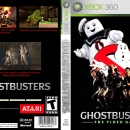 Ghostbusters: The Video Game Box Art Cover