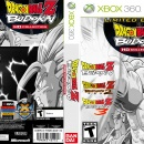 Dragonball Z: Budokai HD Collection Box Art Cover