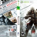 Assasin Creed 3 Box Art Cover